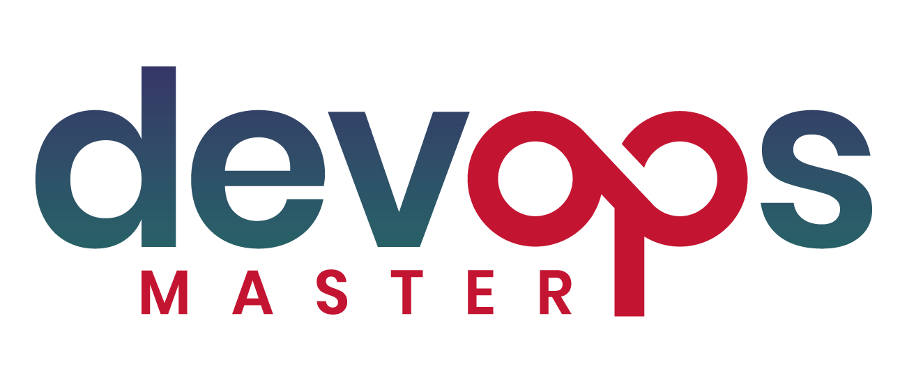 Logo-curso_devops-master-red