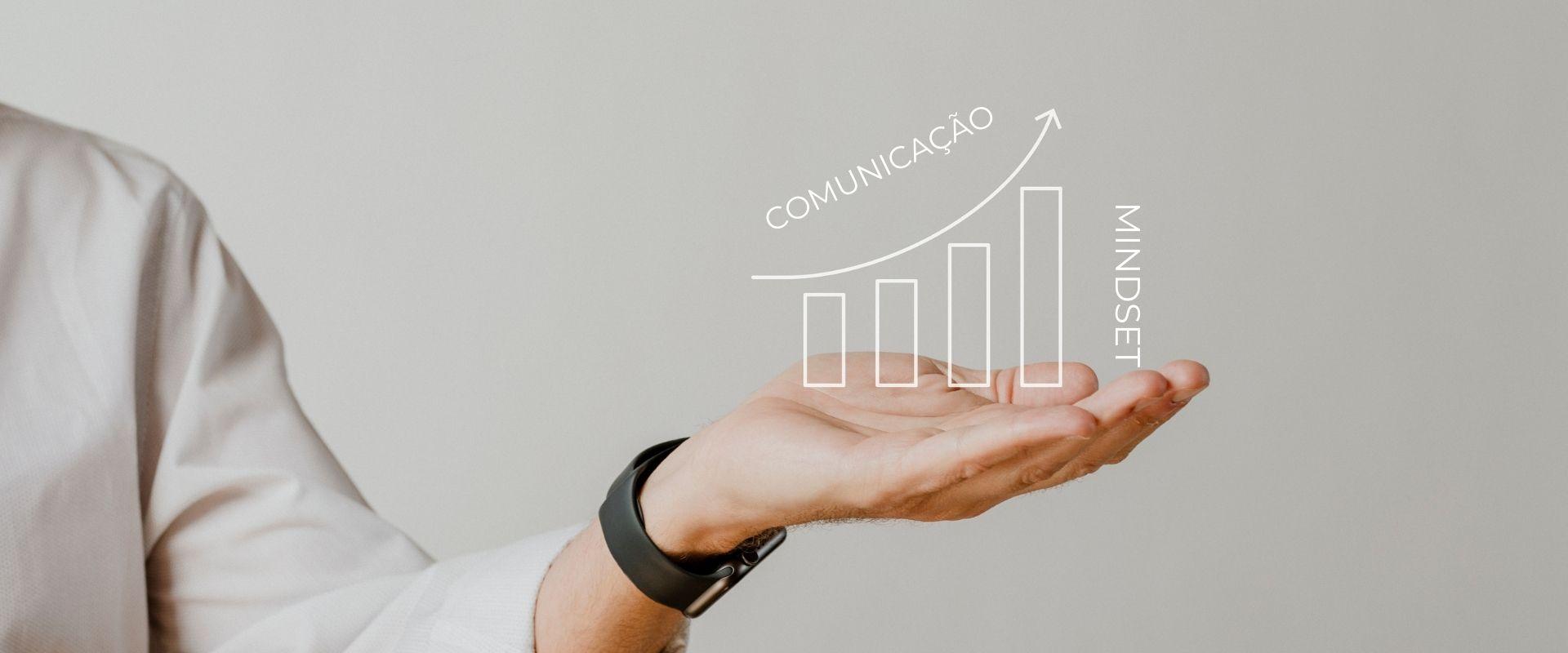 A importância do mindset e da comunicação para a evolução profissional